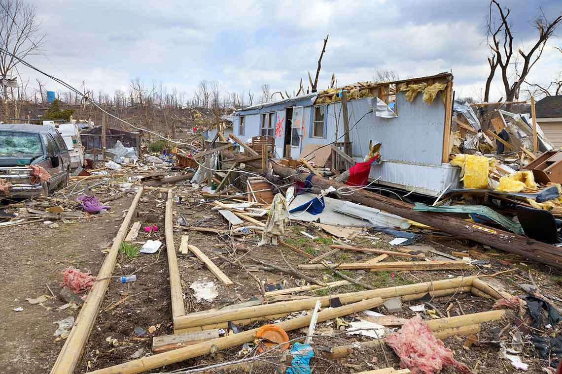 Deadly Tornadoes Wreak Havoc Across Southeast Hero Image