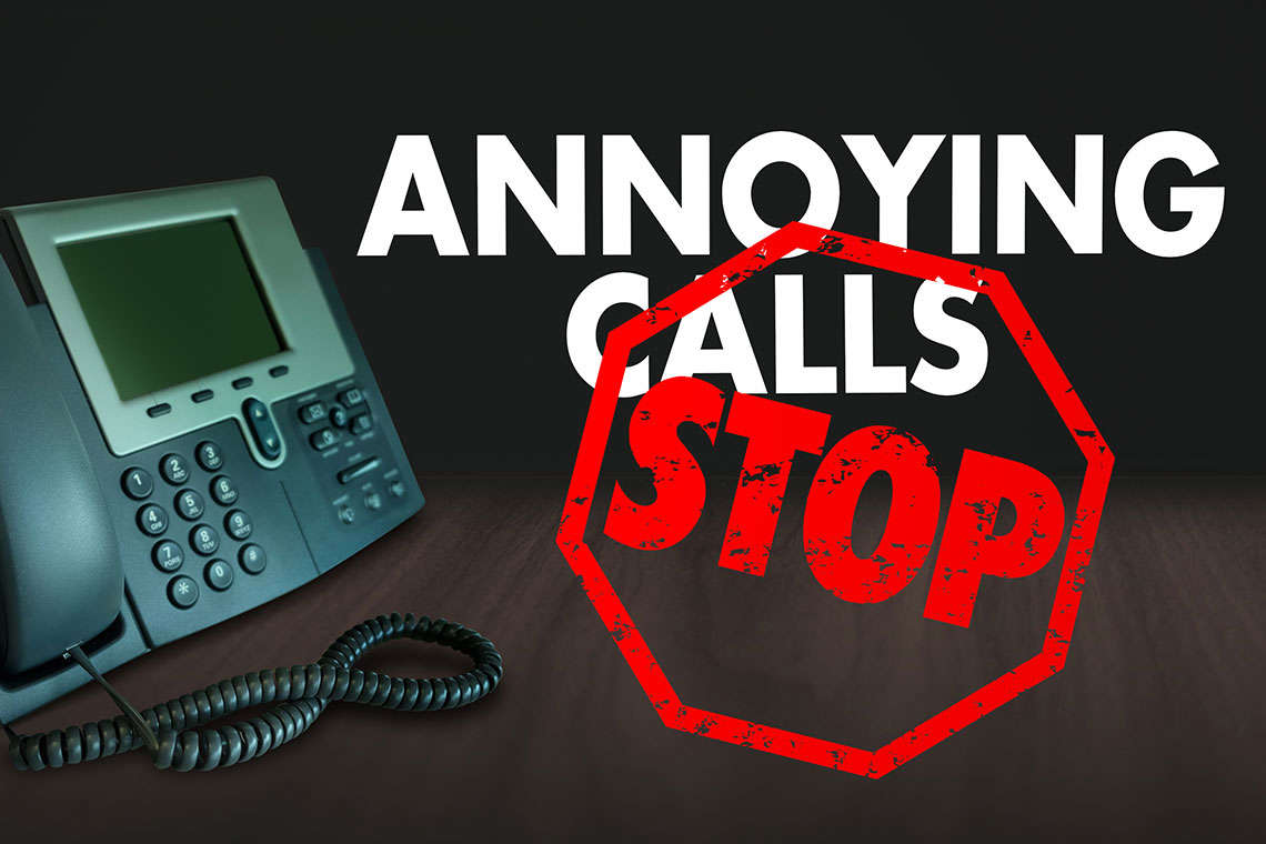 Robocalls Graphic Hero Image