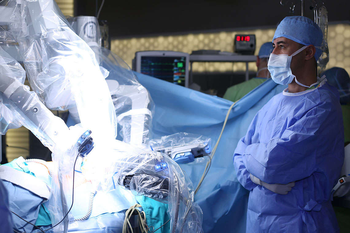 Da Vinci Robotic Surgery Complications Hero Image