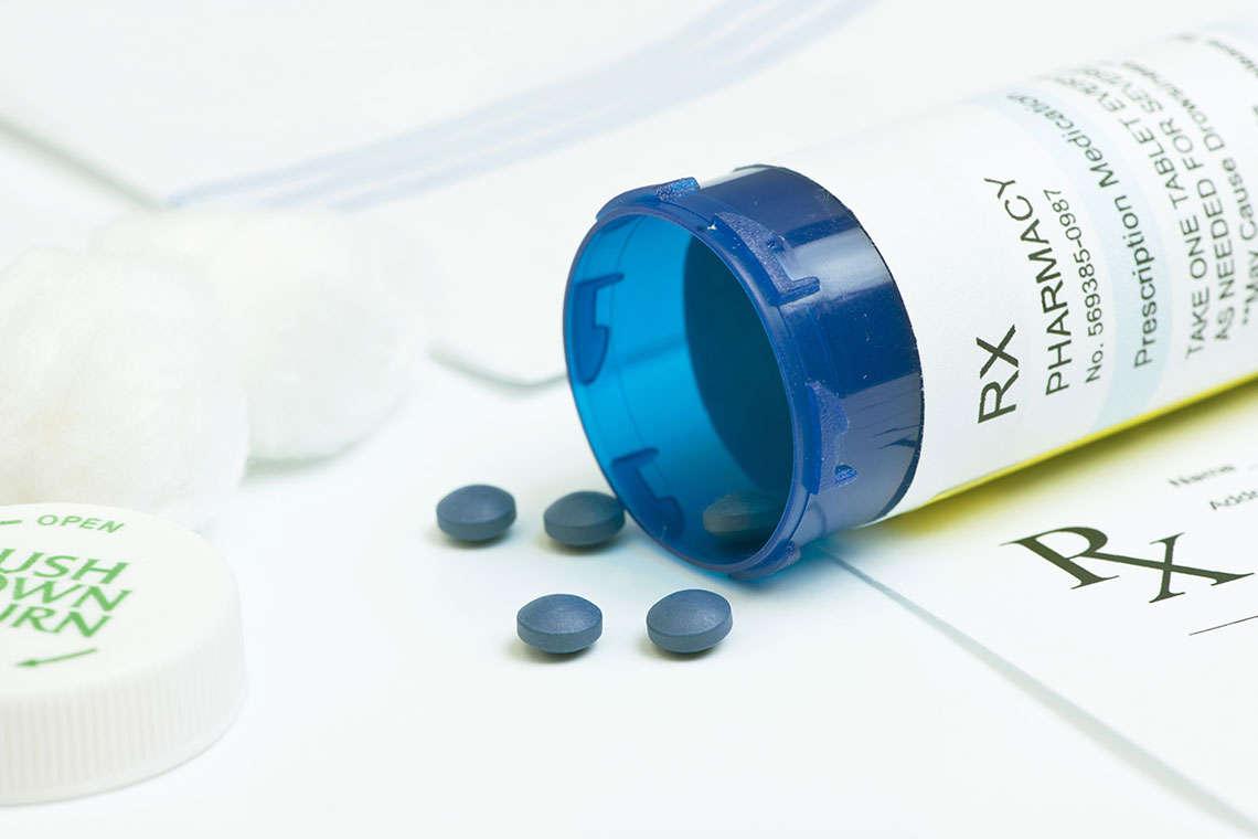ETHEX Morphine Sulfate Recall Hero Image