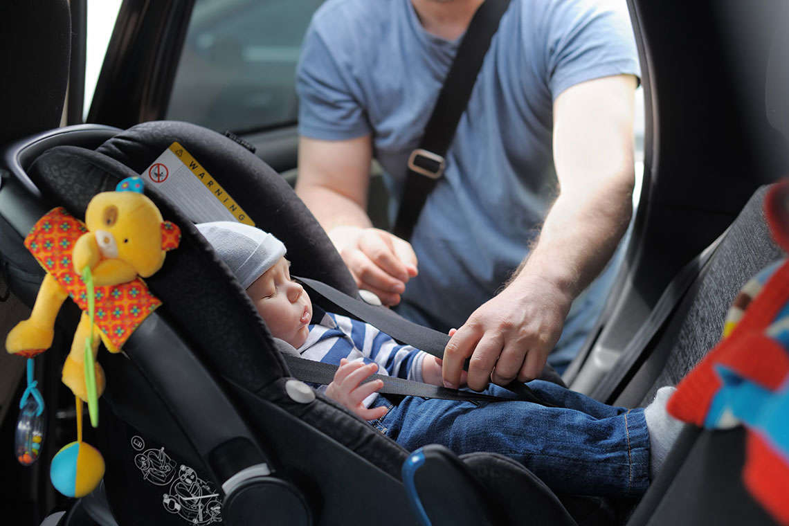 Parents: Are You Doing All You Can To Keep Your Children Safe While Driving? Hero Image