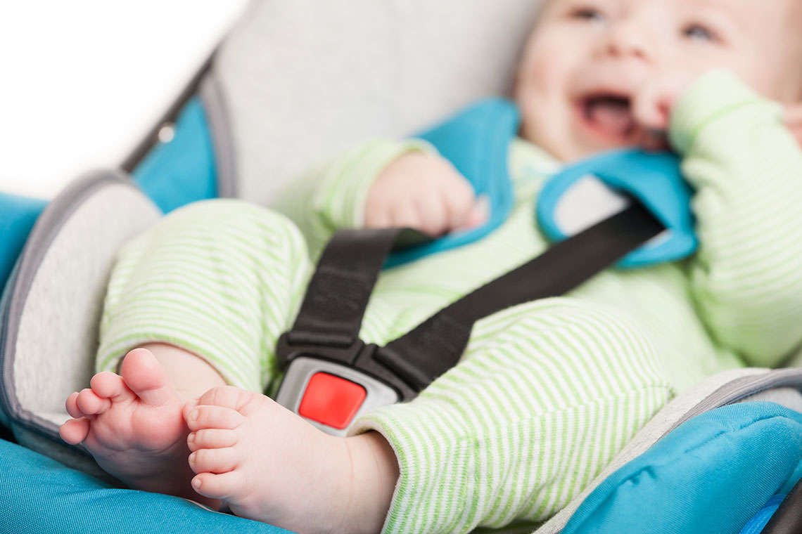 Are You Using the Best Car Seat For Your Child? Hero Image