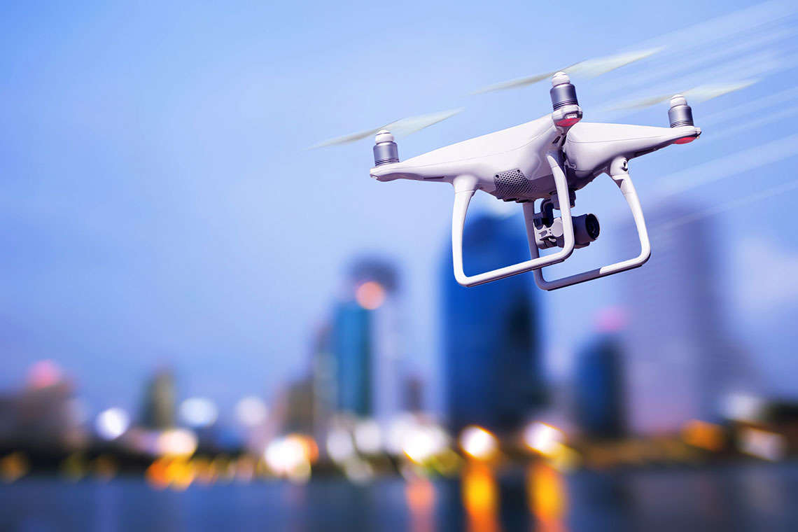 Florida Passes First Unmanned Drone Law Hero Image
