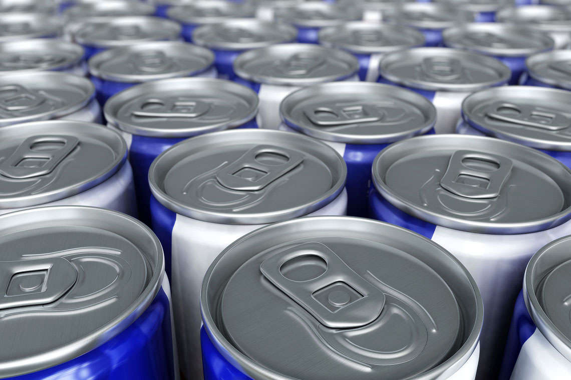 Consumer Alert: Energy Drinks Linked to Serious Injury in New Suit Hero Image