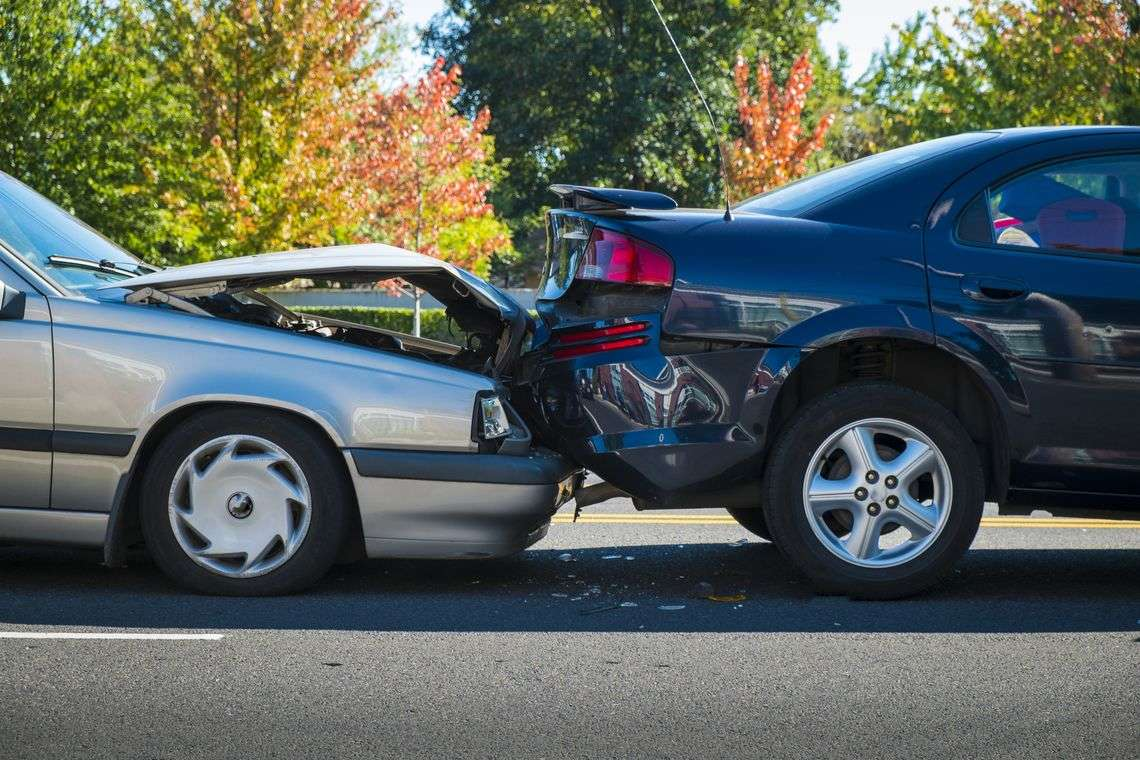 5 Things You Shouldn't Do After a Car Accident Hero Image