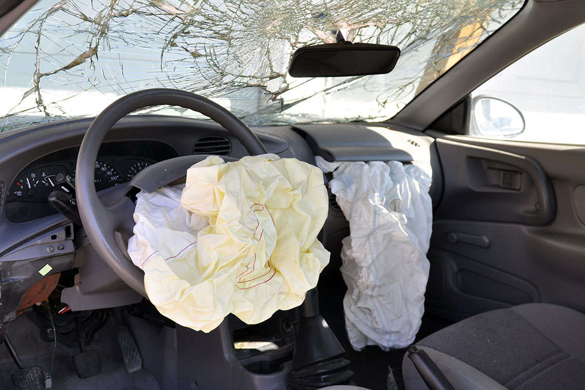 Airbag Recall Could Cost Takata up to $24 Billion Hero Image