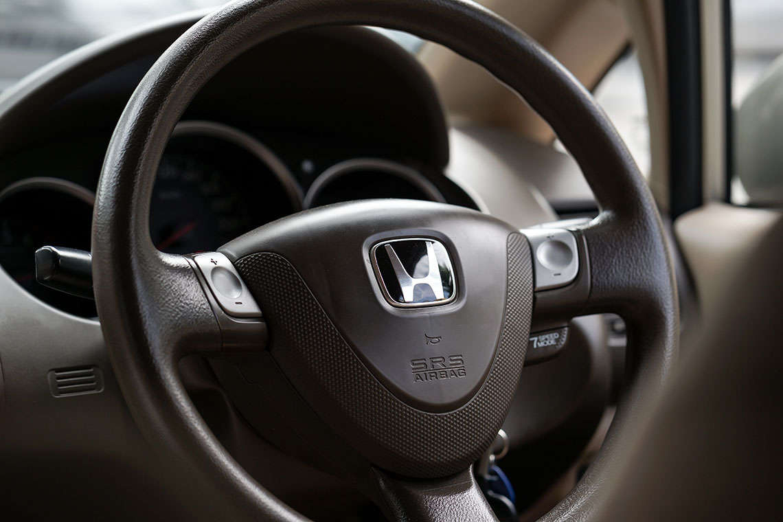 Does Your Teen's Honda Have a Recalled Takata Airbag? Hero Image