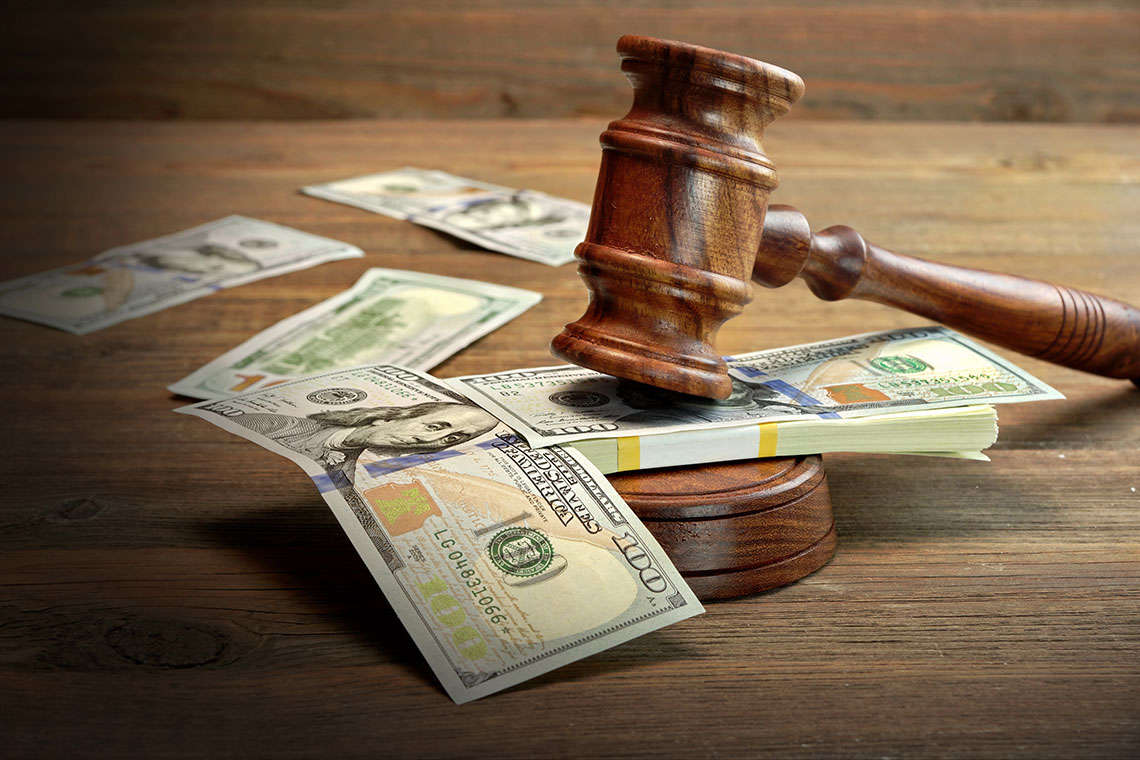 Top Legal Settlement Question: Are Lawsuit or Court Awards and Settlements Taxable Income? Hero Image