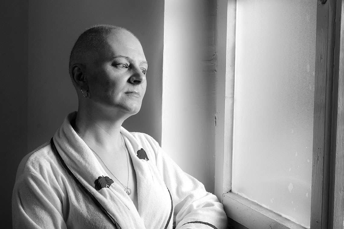 After Chemo: What It's Like for Breast Cancer Patients to Live with Permanent Hair Loss Hero Image
