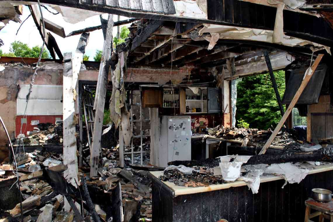 Pennsylvania Kitchen Fire Kills Boy, Injures Father Hero Image