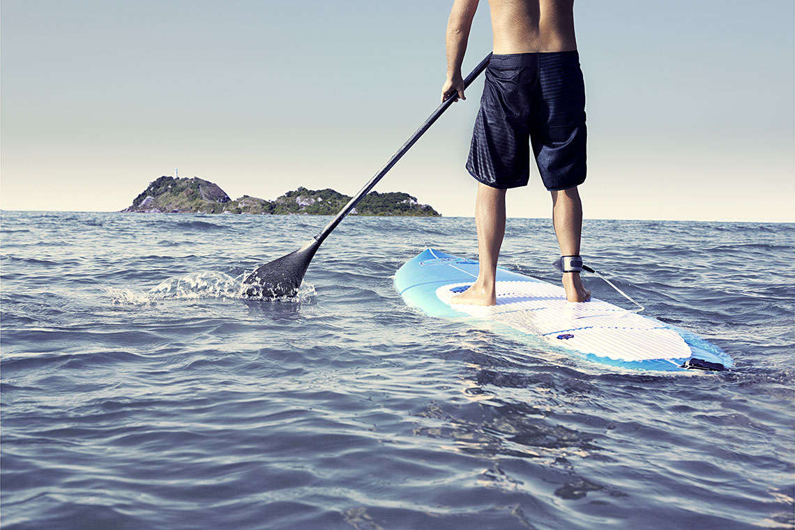5 Paddleboarding Essentials That Could Save Your Life Hero Image