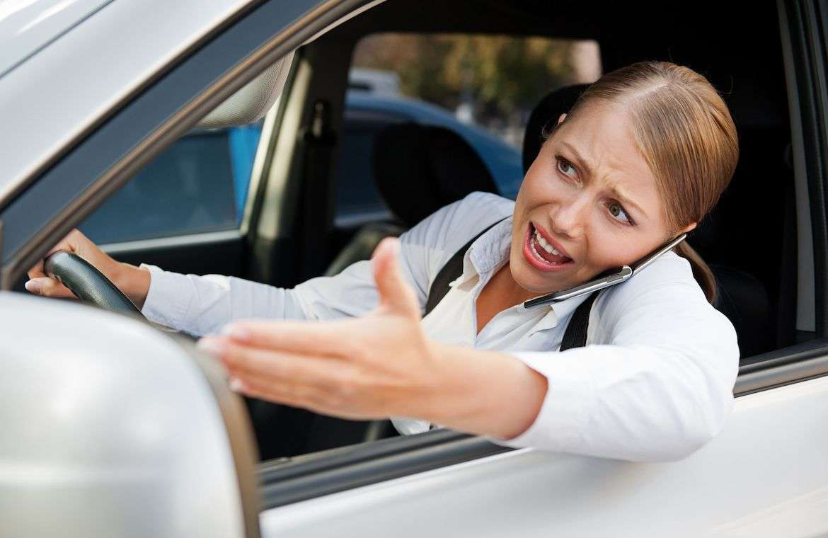 Road Rage on the Rise: How to Handle Aggressive Drivers Hero Image