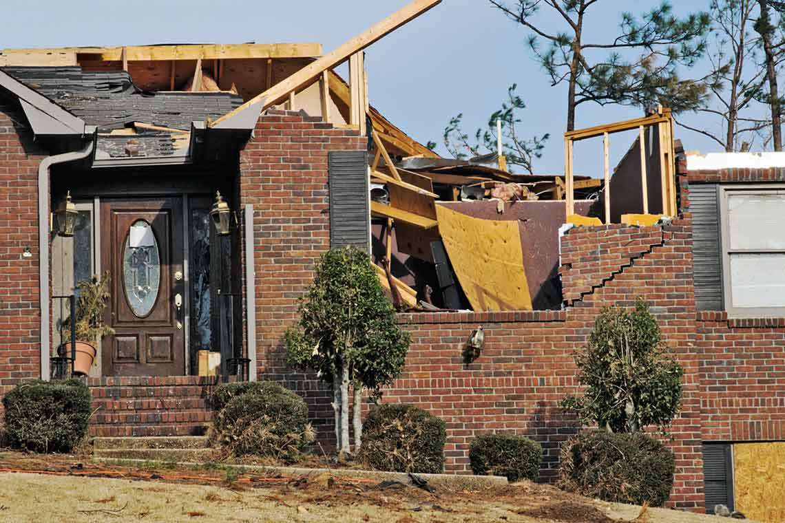 Hurricane Hermine's Aftermath: Ways to Help Make Your Insurance Claim Stronger Hero Image
