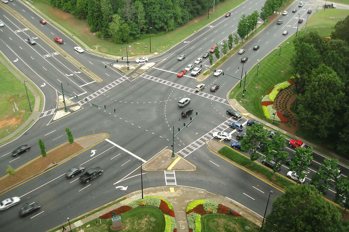 A Continuous Flow Intersection: What Is It and Why Is Fort Myers the First To Get It? Hero Image