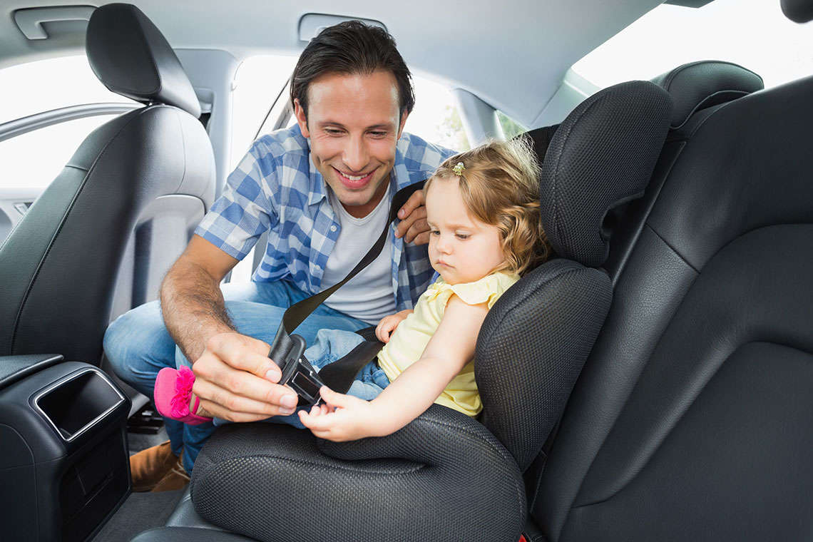Child Passenger Safety Week: How to Find the Correct Car Seat for Your Child Hero Image