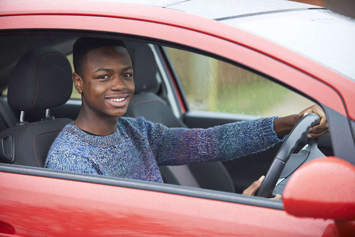 Parents Should Mention These Things to Their Kids on National Teen Driver Safety Week Hero Image