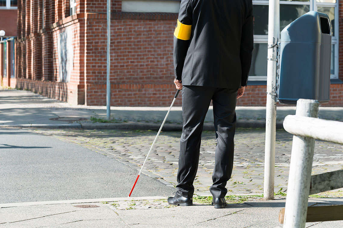 Blind and Visually Impaired Pedestrians Will Benefit from New Rule Calling for Noisier Hybrids and Electric Vehicles Hero Image