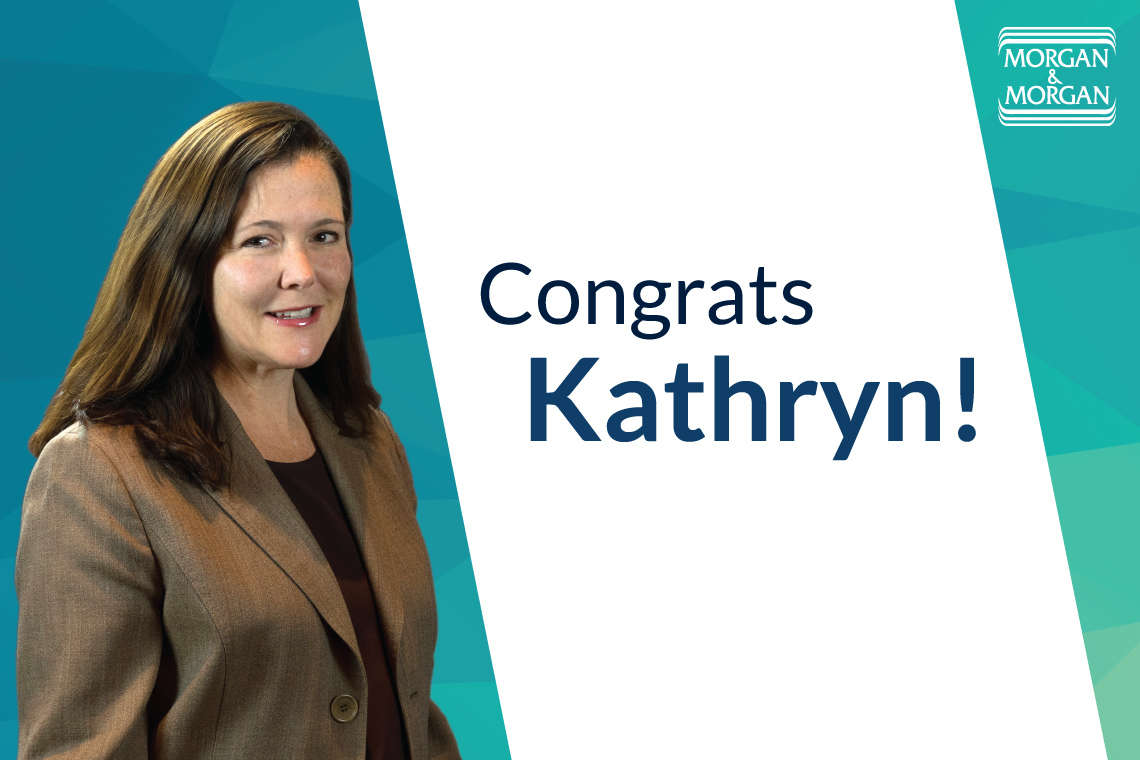 Our Very Own Kathryn Barnett Is Featured in Super Lawyers Hero Image