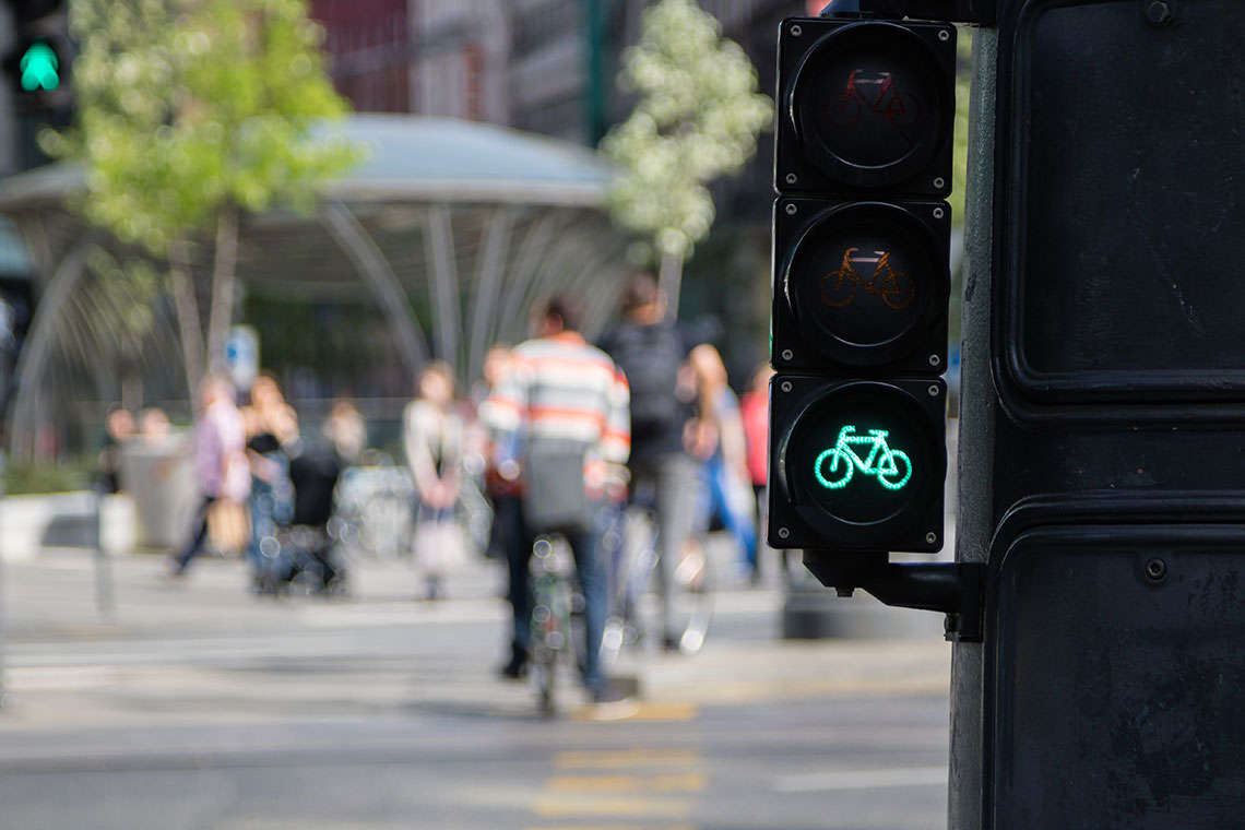 New Bike Lanes with Signals Proposed: Could This Help Reduce Cyclist Accidents in Our City? Hero Image