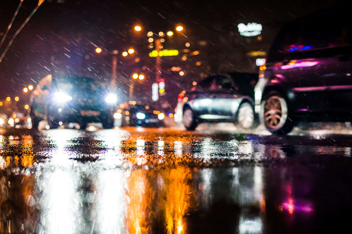 Memphis Drivers Learn What Not to Do When Driving in the Rain Hero Image