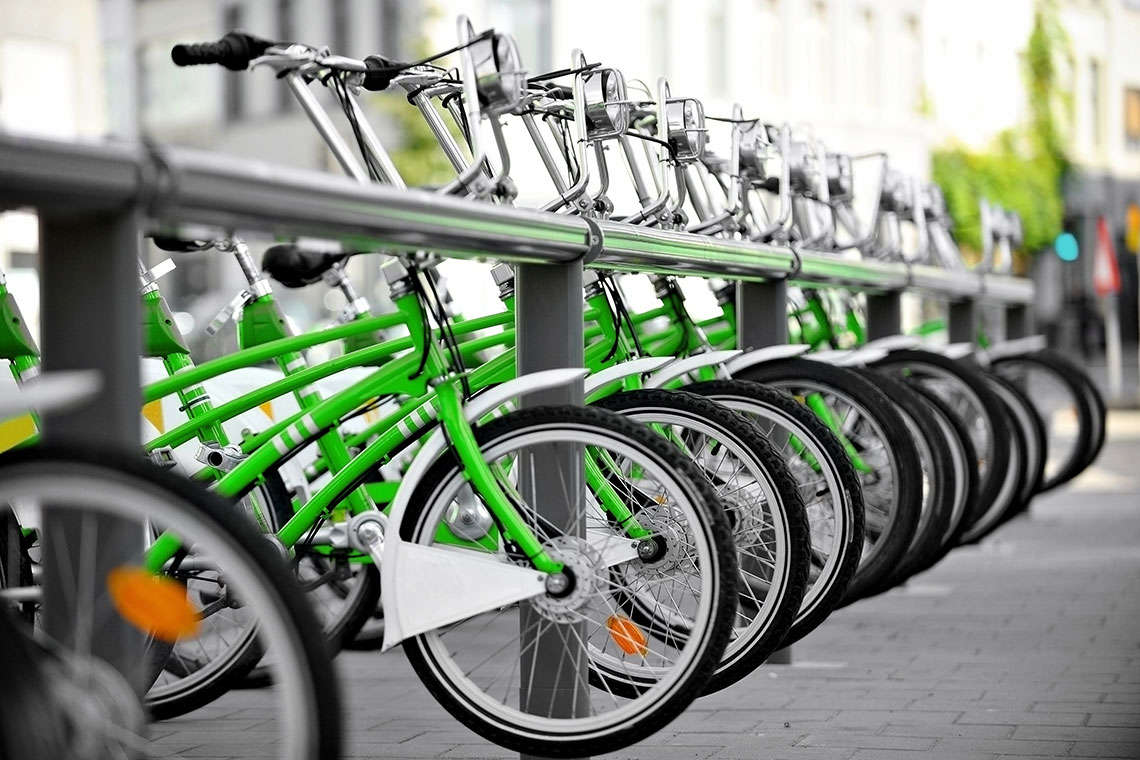 Bike Share Program Begins in St. Petersburg: Is Our City Ready For This? Hero Image