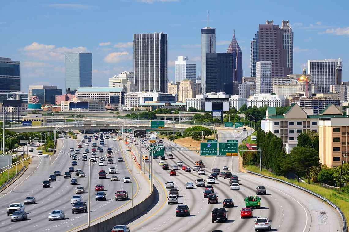 I-285 and Georgia 400 Construction Begins: Here Are Some Ways to Stay Safe and Avoid a Rough Commute Hero Image