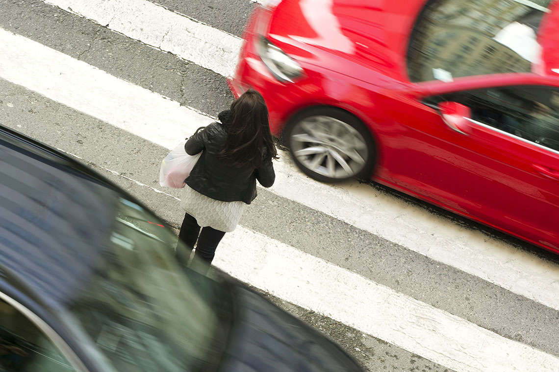 Pedestrian Fatalities Are Up in Georgia: Why Is it Difficult to Cross the Street? Hero Image