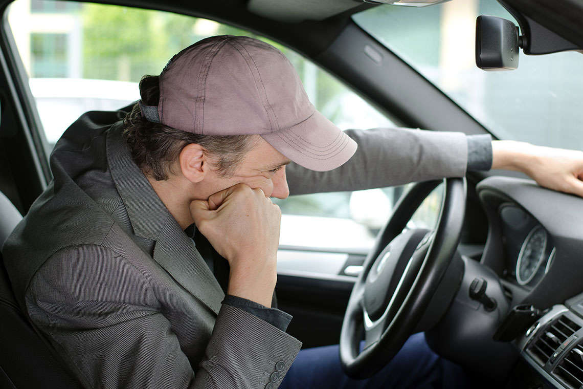You Snooze, You Lose: Driving Tired Just as Bad as Driving Drunk Hero Image