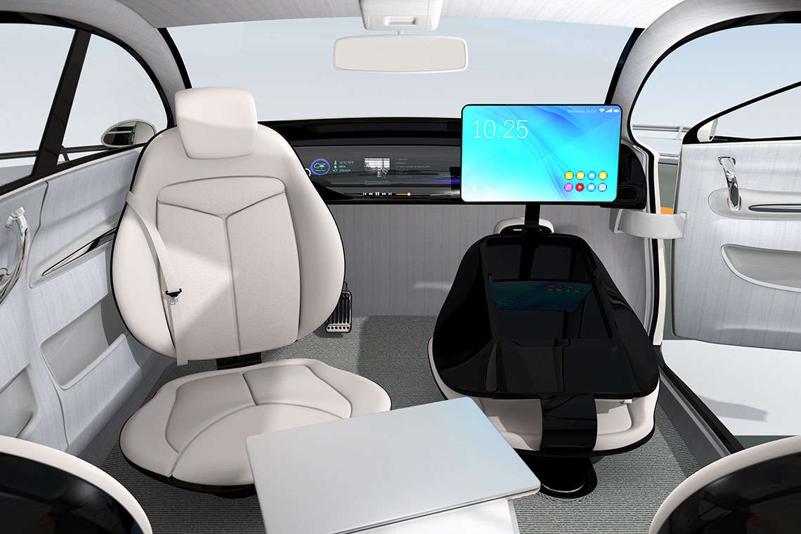 Will Driverless Cars Save Us From Dangerous Roads? Hero Image