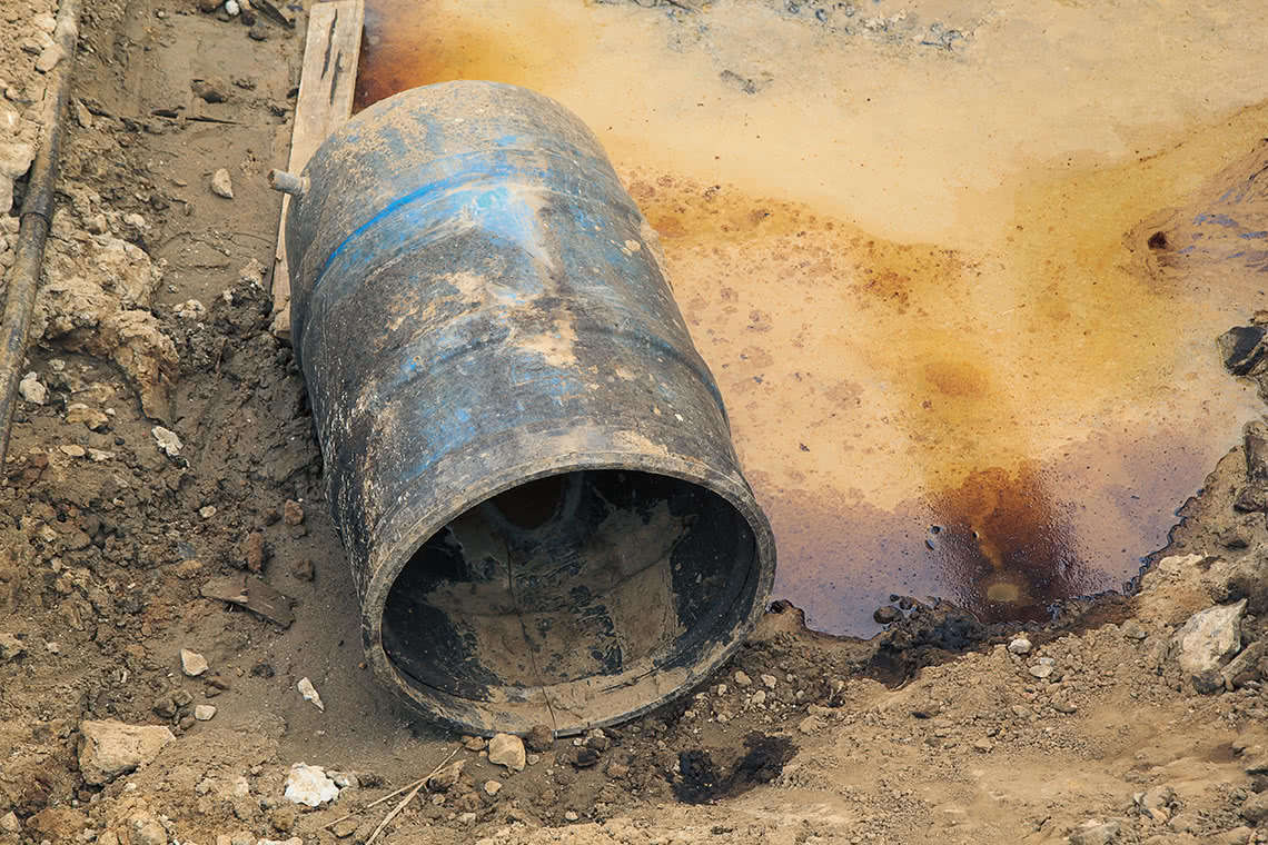 West Virginia Chemical Spill Lawsuits Hero Image