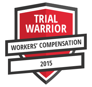 John W. Spies Trial Warrior WC 2015