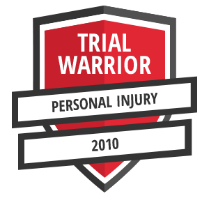 Louis Allen DeFreitas, Jr. Trial Warrior PI 2010