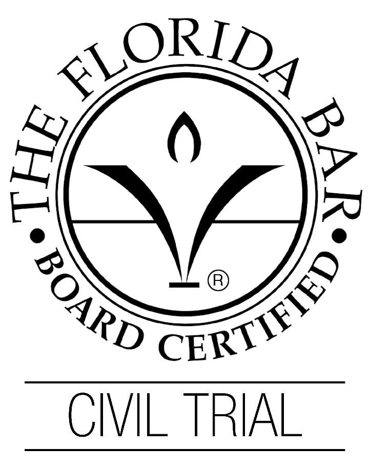 Craig R. Stevens Florida Board Board Certified Civil Trial