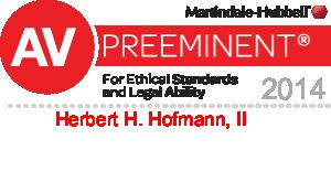 Herbert H. Hofmann, II. AV Rated