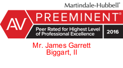 James G. Biggart AV Rated