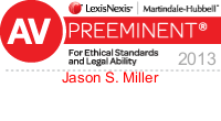 Jason S. Miller AV Rated