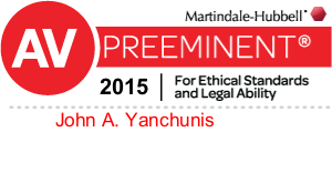 John A. Yanchunis AV Rated