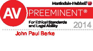 John Paul Berke AV Rated