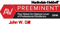 John W. Dill AV Rated