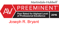 Joseph R. Bryant AV Rated