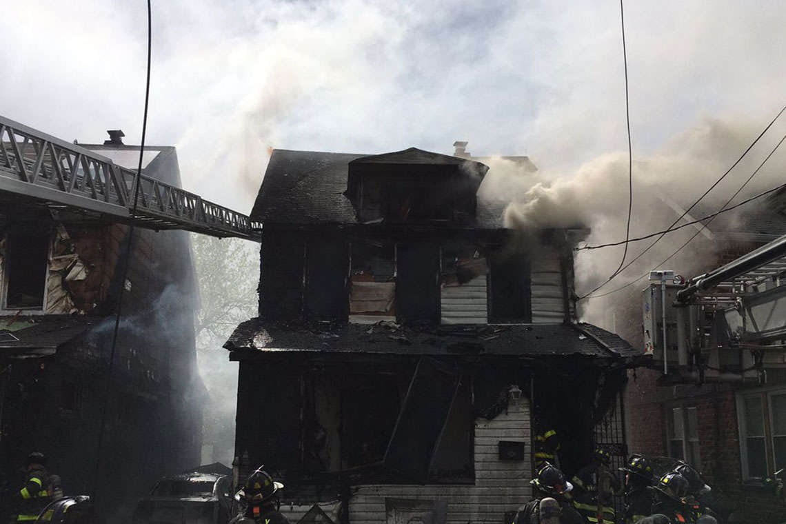Tragic House Fire in Queens Kills Five Hero Image