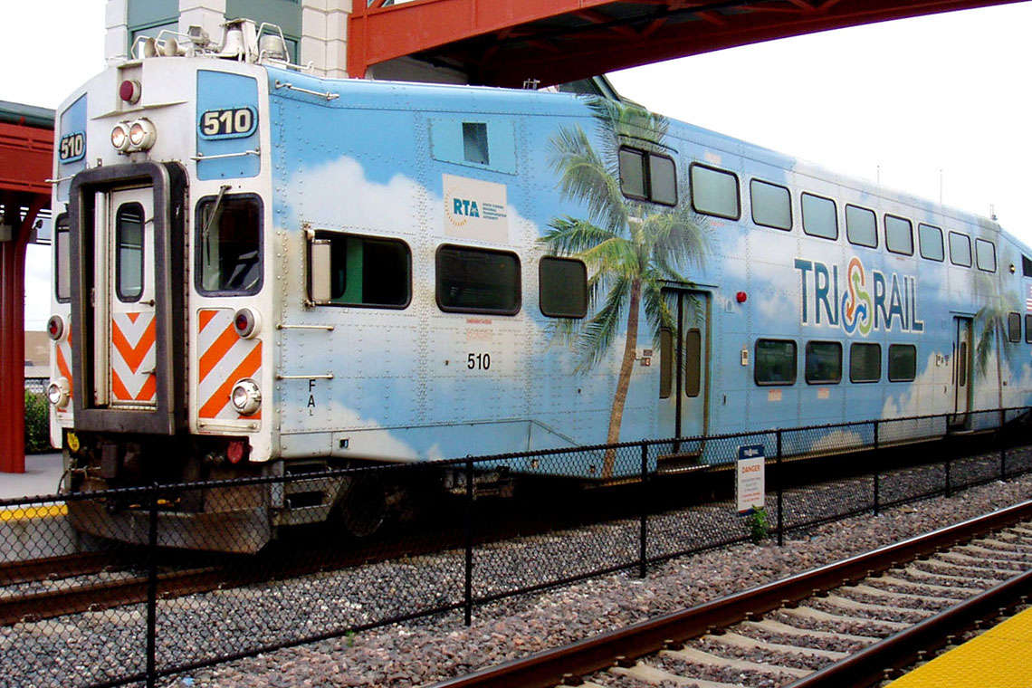 Man Struck And Killed After Falling Onto Tri-Rail Tracks Hero Image