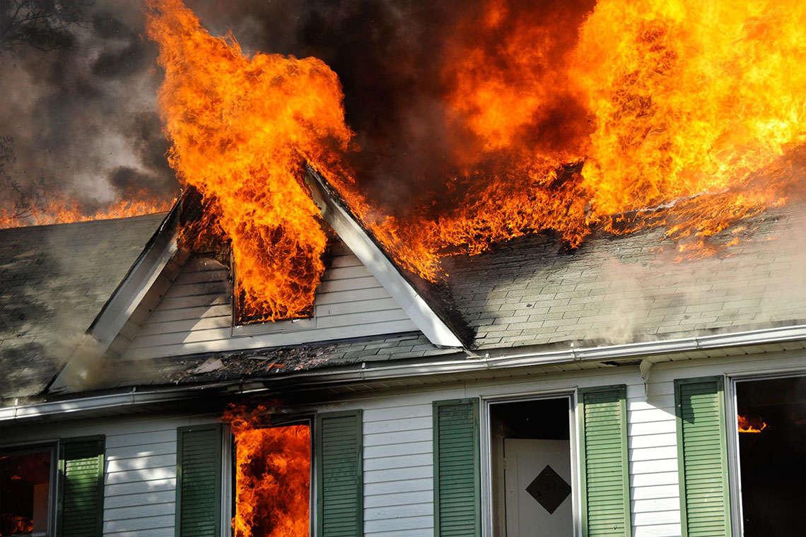 Philadelphia Home Fire Kills Grandmother, Two Grandkids Hero Image