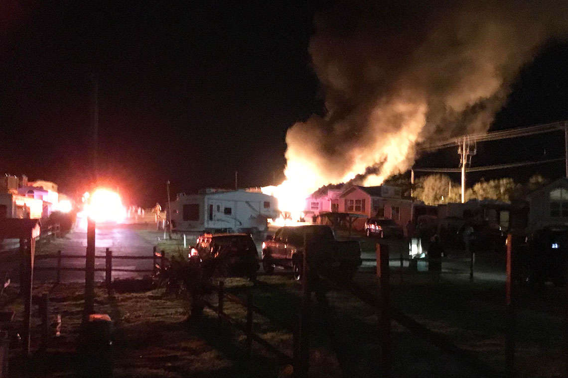 Cause of Myrtle Beach Campground Fire Unknown Hero Image