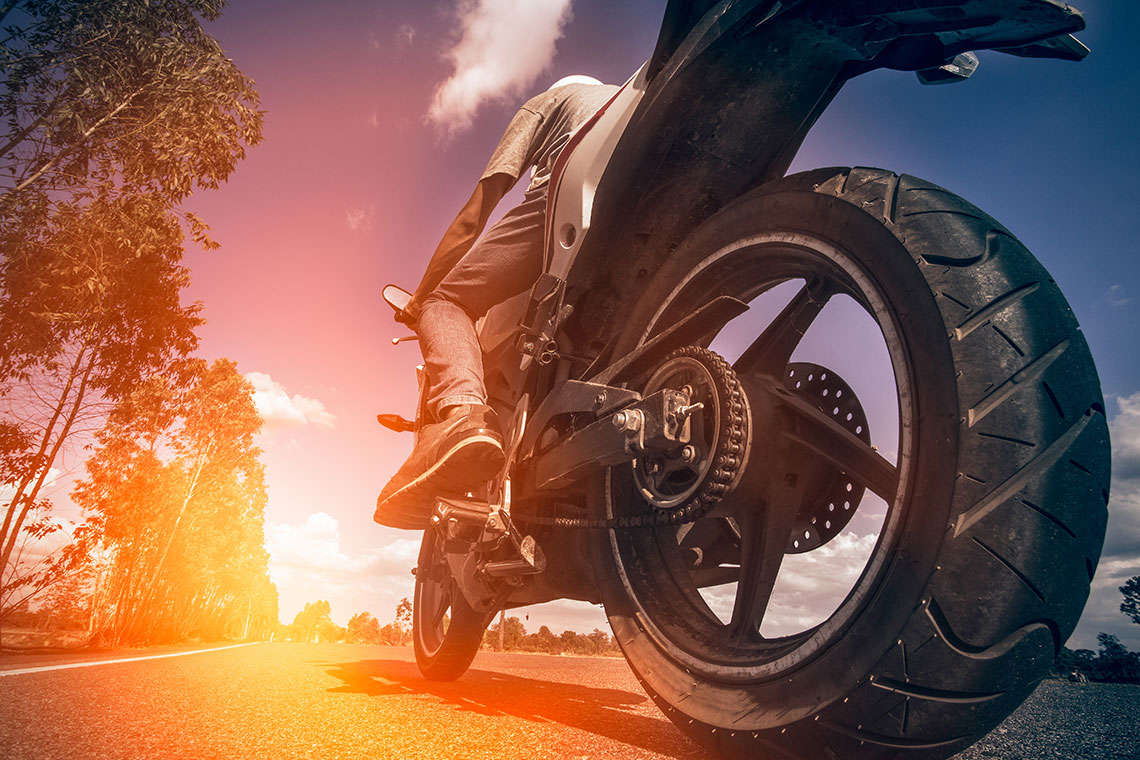 Get Your Motorcycle in Top-Notch Shape This Spring Hero Image