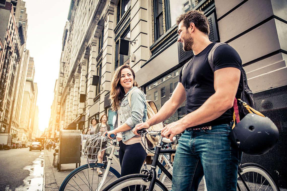 Wake Your Bike Out of Hibernation With a Spring Checkup Hero Image