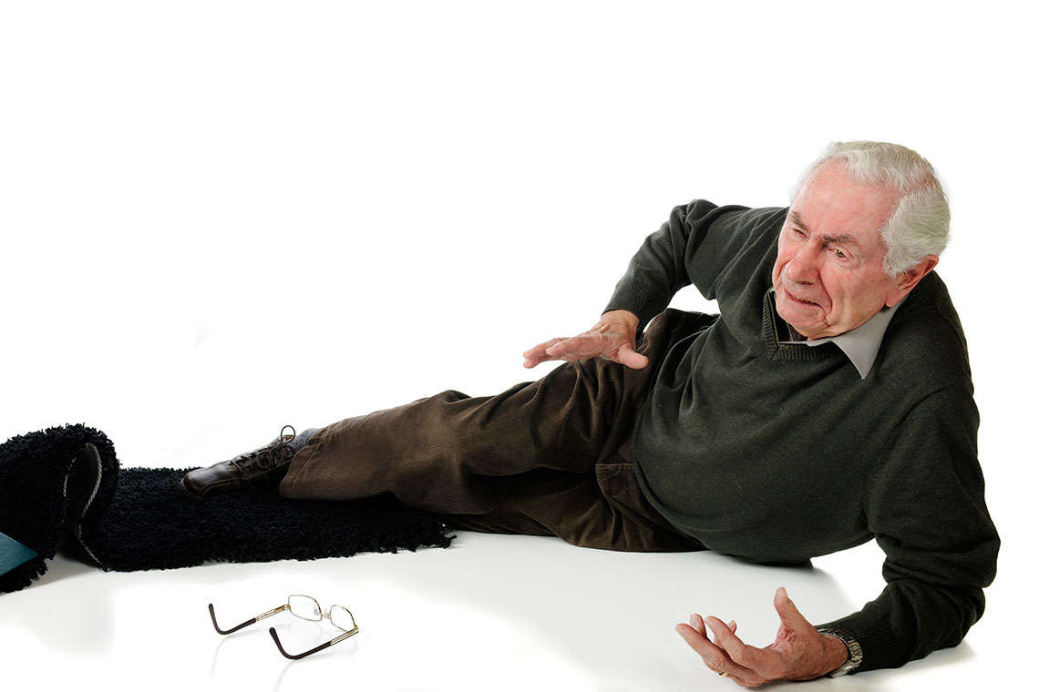 Falls Are Deadly Serious for Seniors: How to Spot Fall Risk Factors and Prevent Them Hero Image