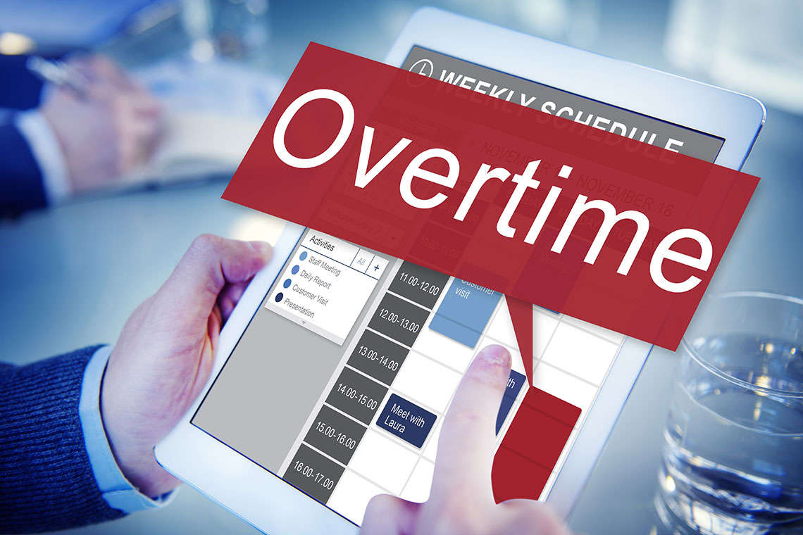 New Overtime Rule Set to Expand Overtime to Millions of Workers Blocked by Judge Hero Image