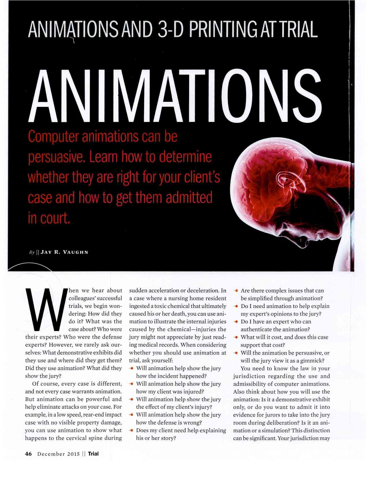Animations Article - Trial Magazine copy