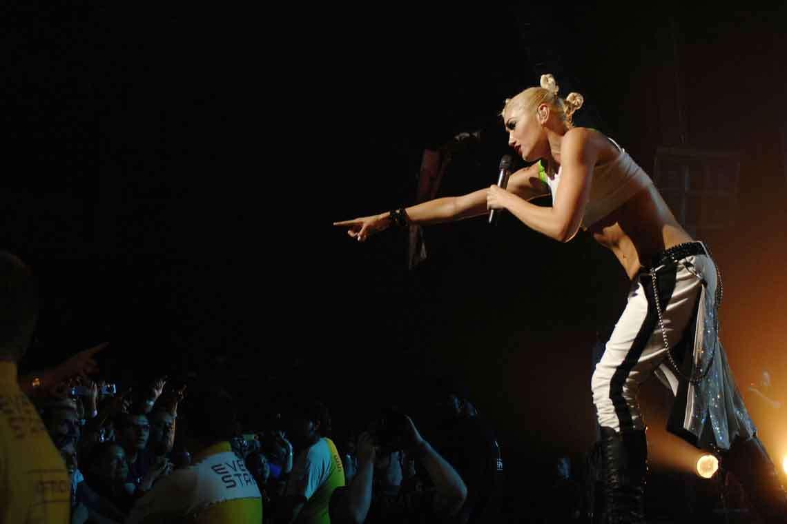 Lawsuit Alleges Gwen Stefani Caused Stampede Hero Image